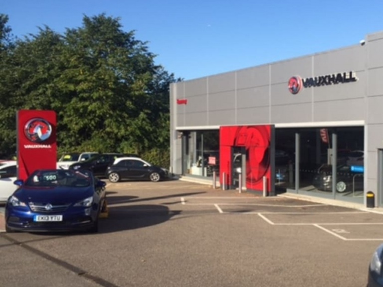 Toomey Vauxhall Brentwood