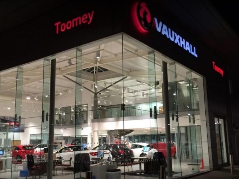 Toomey Vauxhall Southend