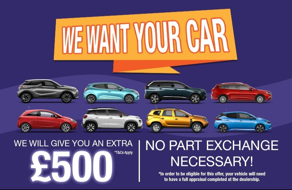 Renault Clio £1000 Part-Exchange