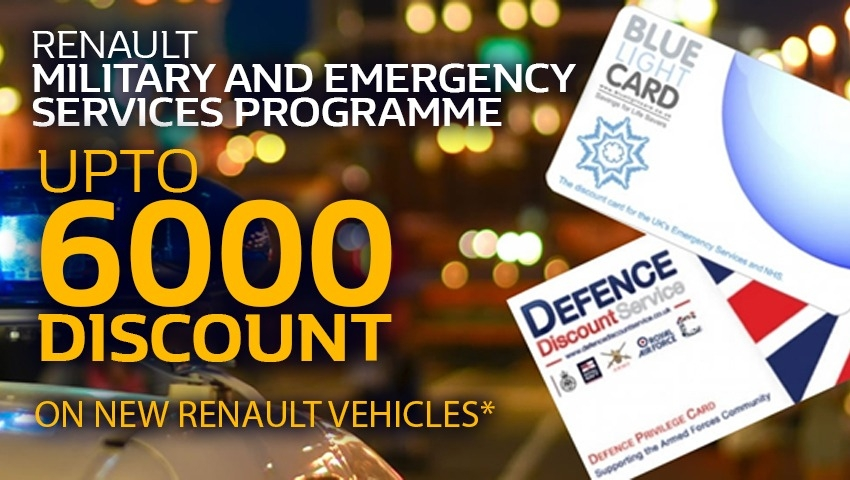 Renault Emergency Services Scheme