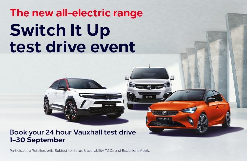 Vauxhall Cost Price Event 2020