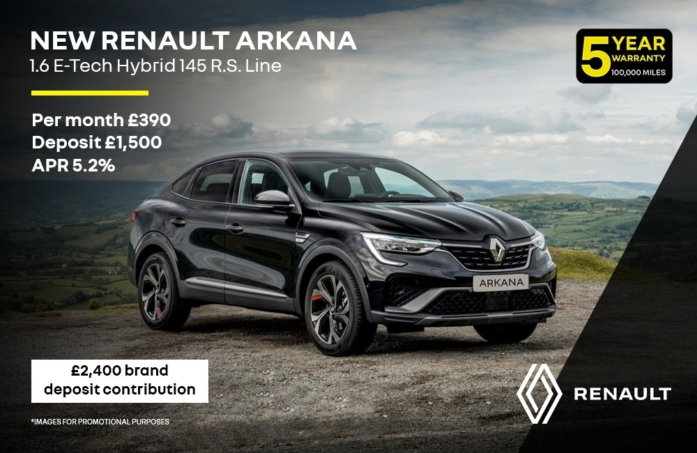 Renault Clio Play £199 Monthly £199 Deposit