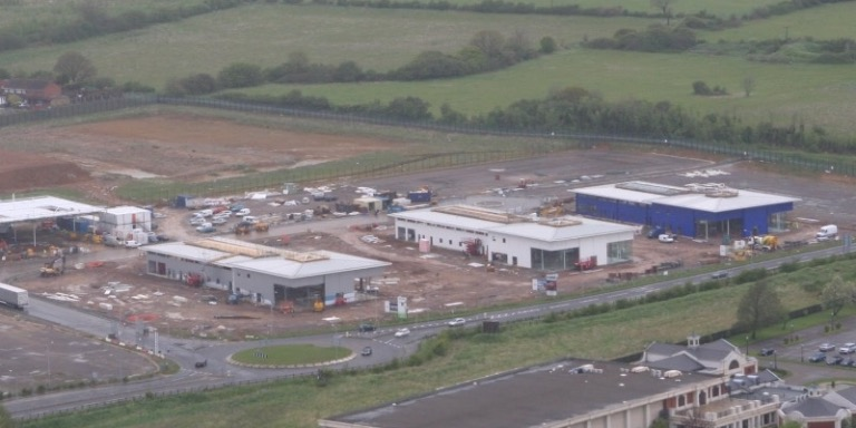 Toomey Automotive Retail Park